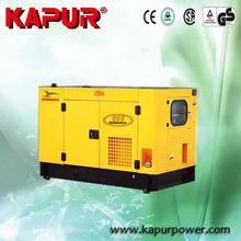 Yamaha compact 10kw generator silent diesel generator set