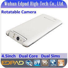 Wholesale 4.5inch mtk6572 dual core 4g lte mobile dual sim wifi
