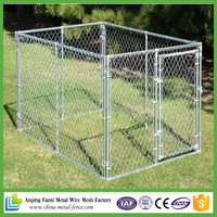 2015 new products Chain Link hot dip galvanized chicken cage