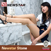 Newstar polished white tile marble, marble tile