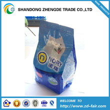 stand up ziplock cat food bag packaging doypack bags for cat food