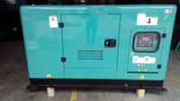 silent power deutz diesel generador silencioso 20 kva