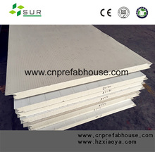 Famous brand heat and sound insulated pu sandwich panel manufacturer