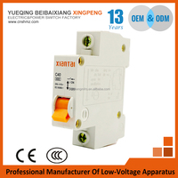 DZ47-63/C45N CE approval electrical miniature circuit breaker 1P 40A switch mcb,circuit breaker price,mcb made in China