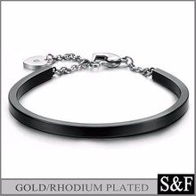 Perfect technology for 316l stainless steel bracelet