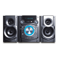 OEM Wholesale 2.1 ch multimedia home theater speaker system 20W with subwoofer (LY-HT301)