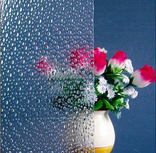Produce 3-8mm Nashiji Patterned Glass,Figured Glass,Rolled Glass for Decorative ,54 Patterns Available