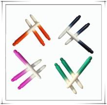 Multicolored PC Dart Shafts Dart Accessories