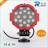 2015 Best Price 51W round led work light and headlight for Truck tractor