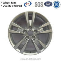 Durable stock available aluminum 5 x 105 alloy wheel rim