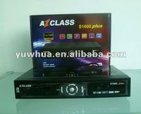 decodificadores azclass s1000plus with free iks nagra3