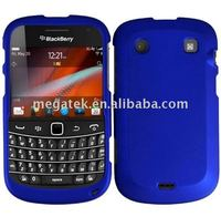 Mobile phone accessories phone case Rubber hard case for blackberry bold 9900