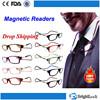2015 Wholesale Optics Design Magnetic Reading Glasses Good Quality Magnetic Clic Reading Glasses