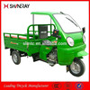 Made in China 2015 New Product OEM Cabin 3 Three Wheel Motorcycle Car For Sale