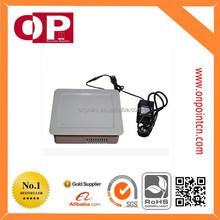 High-sensitive EAS AM deactivator with 58 KHz soft label for shopping mall , AM Magnetic eas deactivator