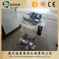 Hot sale 100L chocolate holding tank manufacturer 086-18662218656
