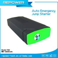 Car first aid kit 13800mAh 12v portable battery jump starter car emergency mini jump starter
