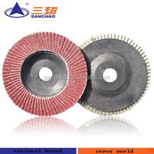diamond flap discs for polishing ship