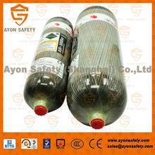 Fire fighting Air bottle/Air cylinder/300bar cylinder Standard EN12245