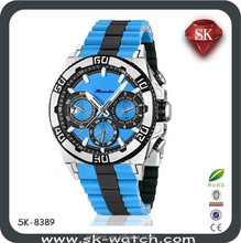 2014 New Shenzhen luxury six hands gift Watches