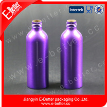 custom Aluminum aerosol can for chemical spray