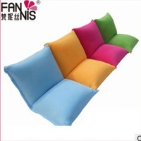 2015 new product modern lazy sofa bed, folding sofa in living room , office summer nap sofa Simple and easy folding sofa