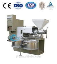 Aceite de ricino de extracción de la máquina / prensa de aceite con CE aprobado