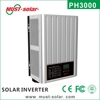 <Must Solar>New Product!! PH3000 series Low Frequency hybrid MPPT grid tie inverter