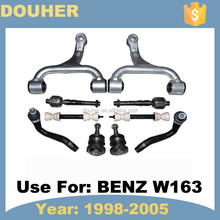 Wheel suspension part Auto Control Arm ,tie rod,ball joint Use For BENZ W163