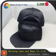 custom satin snapback hat snapback cap with Cupid embroidery