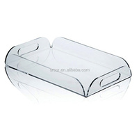 quality first acrylic wholesale lucite tray