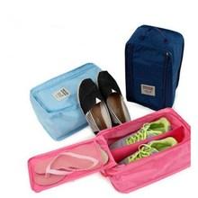 J403 best selling nylon sport drawstring bag shoes bag