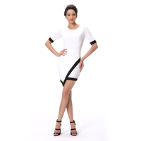 2015 New Fashion Women Office Dress Clothes Ladiesl Party Dress