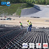 hdpe geocell, honeycomb gravel for retaining wall