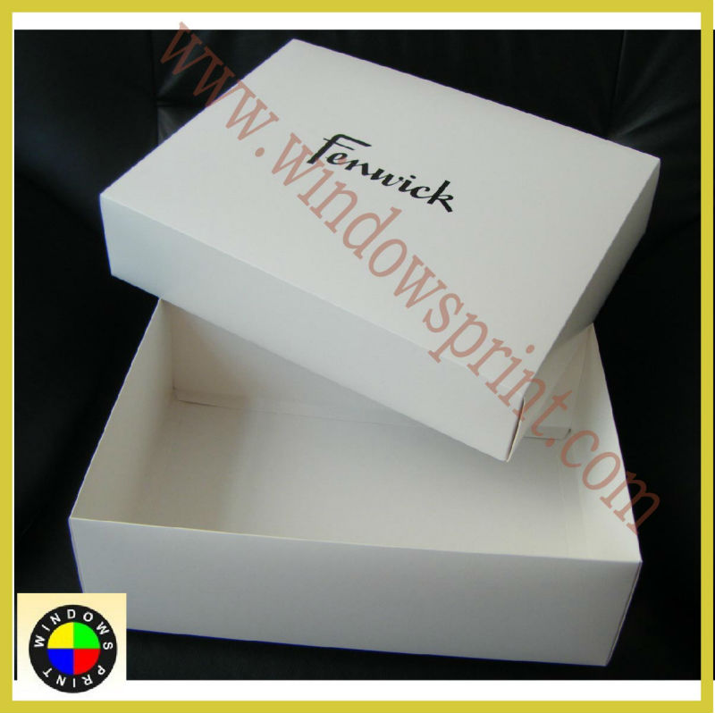 Foldable Cheap Paper Gift Packaging Box,T-Shirt Box