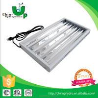 54w 24w T5 FIXTURES grow light stand with light