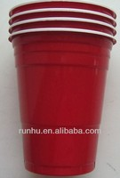 plastic red cups party