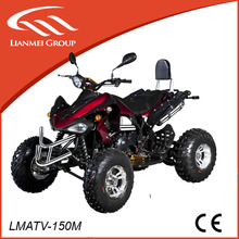 4 stroke 150cc GY6 Air cooled atv made in zhejiang cheap for sale