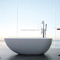 Mordern Luxury Freestanding stone bath