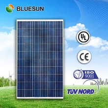 TUV/UL/ISO/CE certificate and Lowest price poly solar panels 250w