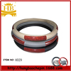 New economial universal leather car steering wheel cover /Guangzhou