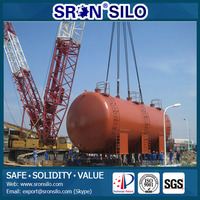 SRON Diesel Storage Fuel Tank/We Specialize on Technology of Silos and Tanks