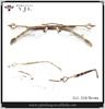 titan rimless eyewear frames for girl optical frames