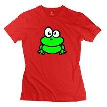 Custom Popular Ladies' Short Sleeve O-neck T-shirt, 100% Cotton T-shirt For Women
