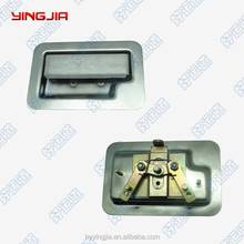 03095 Stainless Steel Toolbox Handle Latches,Flush door cam lock,