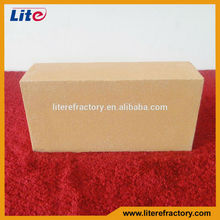 insulating refractory red clay bricks for lime kiln