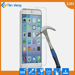 99% high transparency tempered glass screen protector for iPhone 6 6 plus