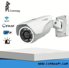 camnoopy 720 outdoor Wifi IP camera P2P Ovnif H.264 Waterproof IR Bullet network wifi camera module
