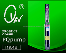 PQ1 series stainless steel deep well submersible pump