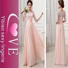 popular design big yards lace chiffon skirt women chiffon evening dress